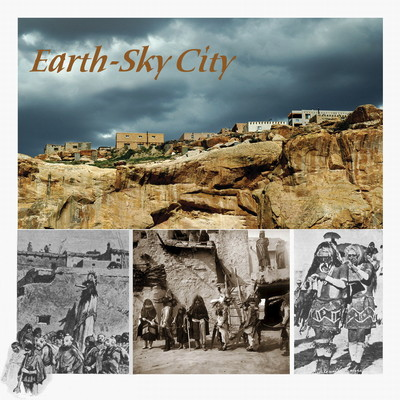 Earth-Sky City